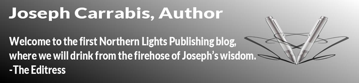 Joseph Carrabis, Author Blog