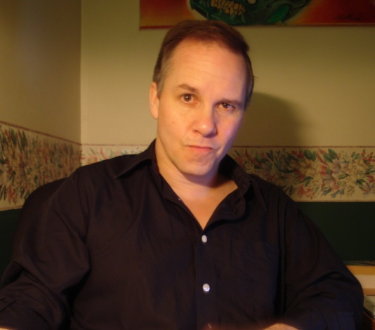 Man's Fiction Author and RhinoPress Publisher Jamie RoadPoet Mason