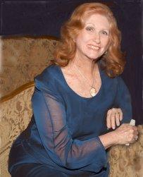 Pat Crumpler Dishes on Vivian Wexler