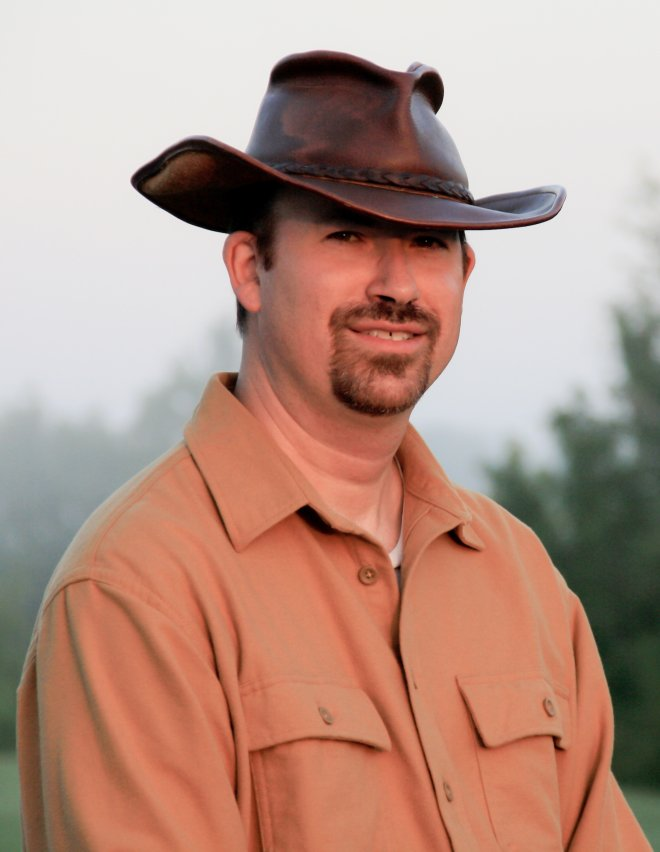Western and Government Author Dan Rundquist